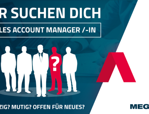 Wir stellen ein: IT Sales Account Manager